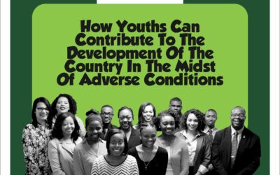 Celebrating Nigeria At 60: How Youth Can Contribute To The Development of The Country Amidst Adverse Condition